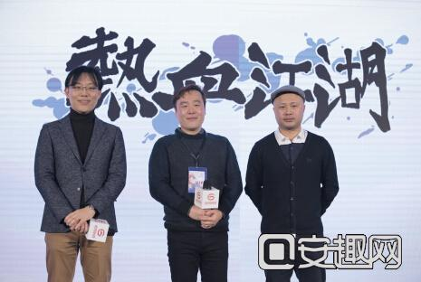 韩国正版IP授权手游《热血江湖》2016年6月上线