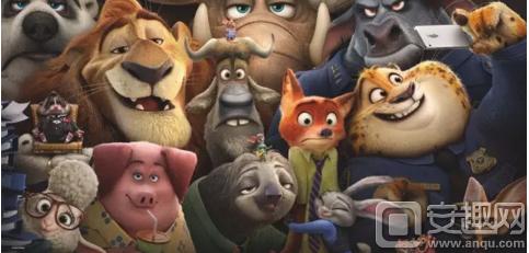 全球观众都中了一种叫《疯狂动物城》的毒……迪士尼动画工作室2016