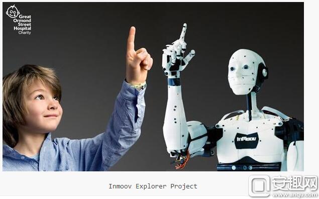 虚拟现实 机器人=残疾孩子的眼睛有大的帮助图片