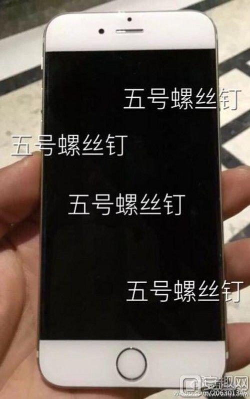 苹果iphone 7采用id无边框