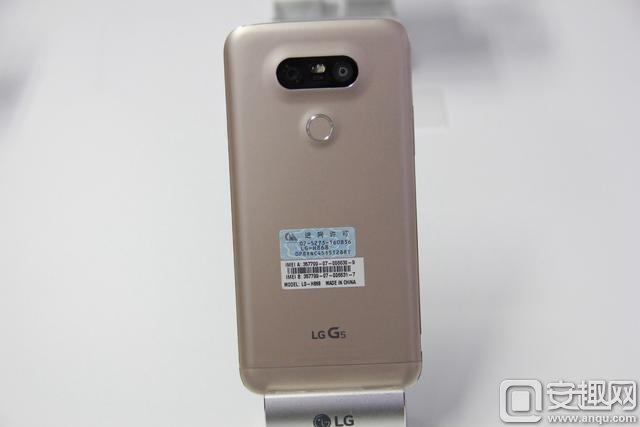 LG G5国行版正式发布 LG G5国行版售价4888元