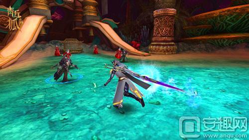 图4《青丘狐传说》手游—游戏截图.jpg