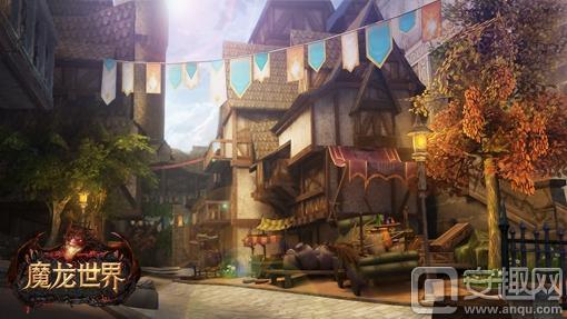 《魔龙世界》游戏官网正式上线 匠心打造正统史诗魔幻