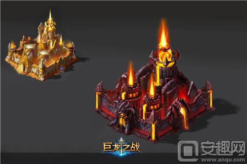 巨龙之战新版本城堡皮肤有哪些 毁灭巨龙怎么解锁