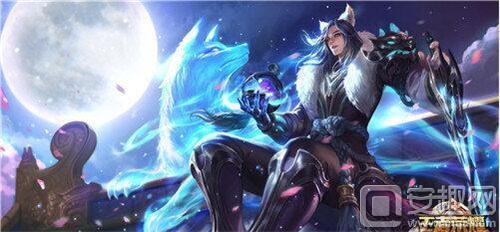 王者荣耀玩家自制英雄赏月诗朗诵:千里共婵娟