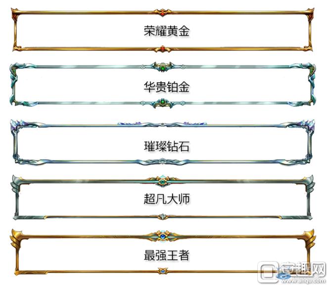 分别为:胜利之树茂凯皮肤(黄金段位及以上即可拥有),召唤师边框,赛季