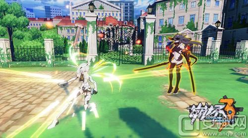 图7-《崩坏3》游戏截图琪亚娜在战斗.jpg