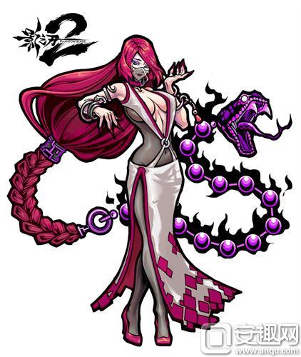 安趣网 影之刃2 游戏资讯  蛇蝎美人是为弄蛇量身打造的词.