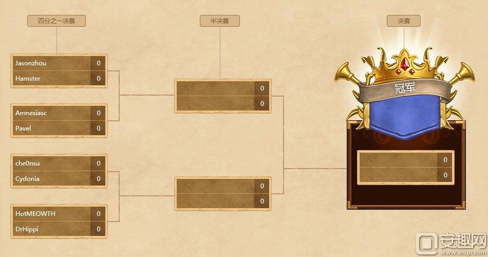 炉石传说世锦赛竞猜第二详