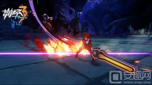 【图05】《崩坏3》游戏截图—姬子「融核装·深红」战斗画面.jpg
