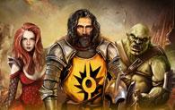 黑暗风卡牌游戏《黑暗领主》现已免费登陆双平台