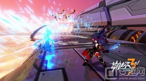 图4 《崩坏3rd》游戏角色雷电芽衣战斗画面.jpg