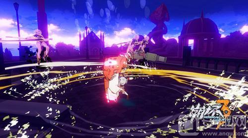 图5 《崩坏3rd》游戏角色布洛妮娅战斗画面.jpg