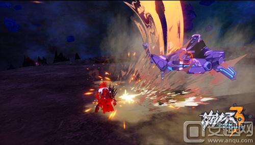图03 《崩坏3》游戏截图—姬子「血色玫瑰」战斗画面.jpg