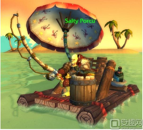 魔兽世界8.0:一组锚草按一个价格卖拍卖行捡漏、钓鱼是对是错?