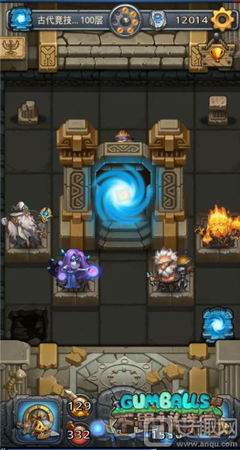 图2:《不思议迷宫》门内世界.png