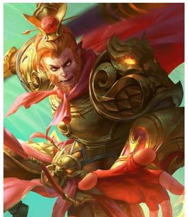 王者榮耀新版猴子厲不厲害 新版猴子技能介紹圖片