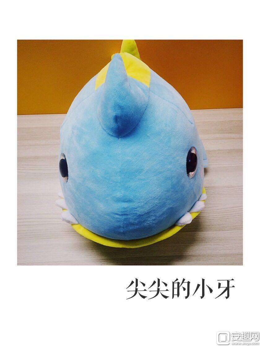 《波克捕鱼》2周年纪念款限量版食人鱼玩偶大公开 新闻动态 第2张