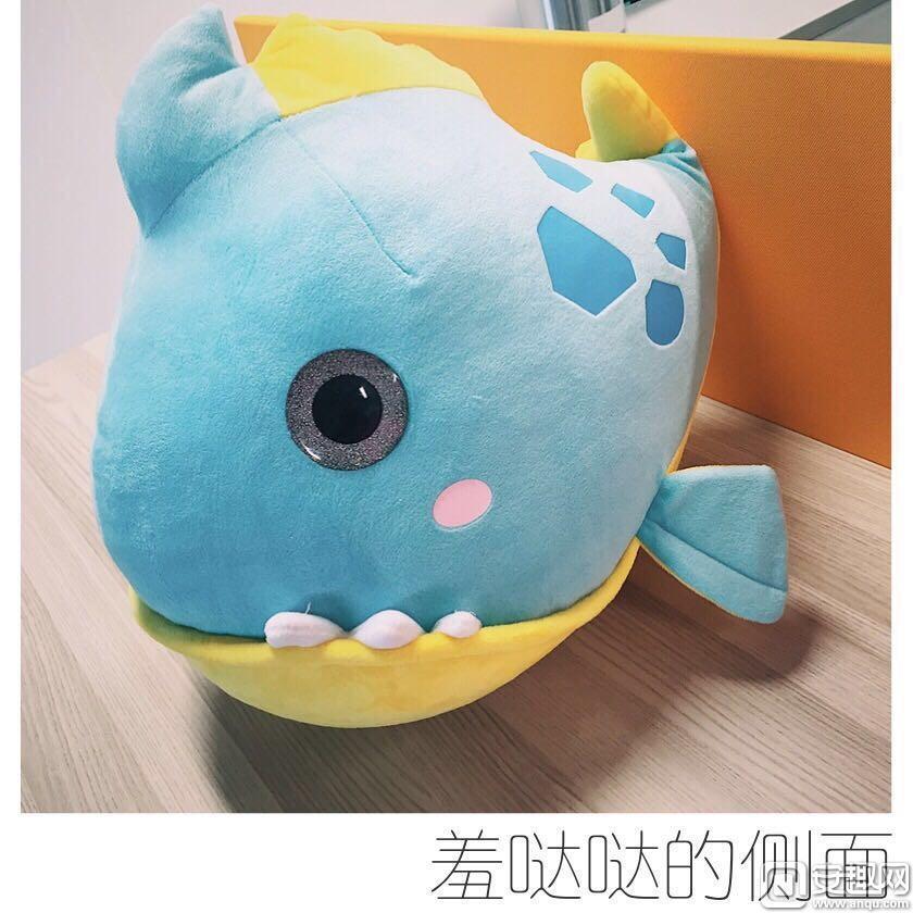 《波克捕鱼》2周年纪念款限量版食人鱼玩偶大公开 新闻动态 第3张