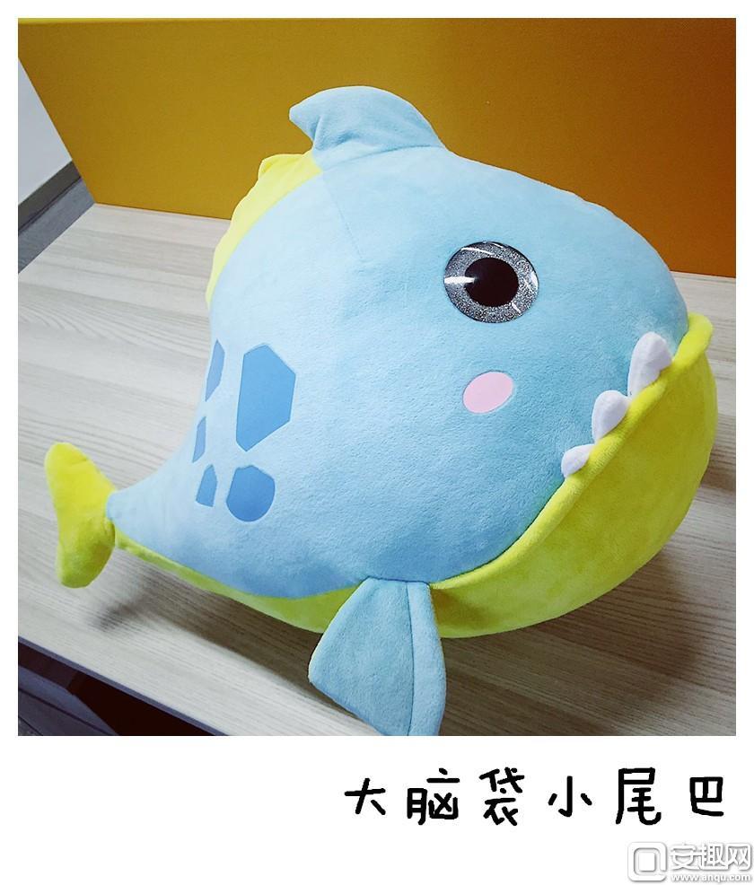《波克捕鱼》2周年纪念款限量版食人鱼玩偶大公开 新闻动态 第4张