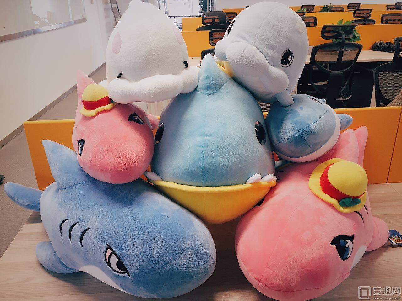 《波克捕鱼》2周年纪念款限量版食人鱼玩偶大公开 新闻动态 第5张