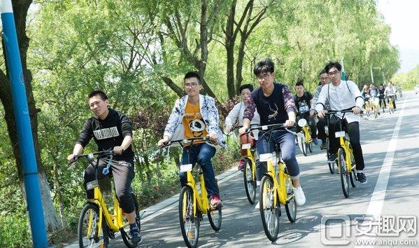 环太湖骑行