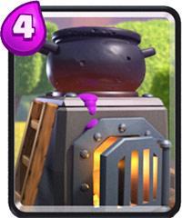 半自闭卡组:小屋熔炉的毒雷消耗流