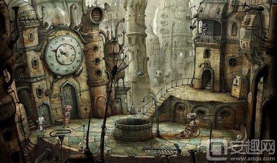 《机械迷城》评测:艺术与解谜的天作之合