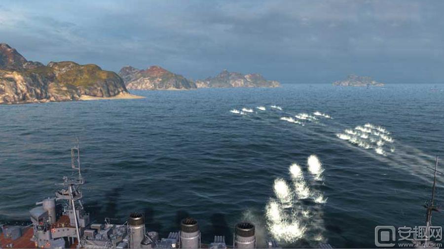 图3:战舰世界中的北上号巡洋舰.jpg