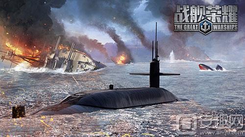 图3《战舰荣耀》大西洋之战-围剿.jpg