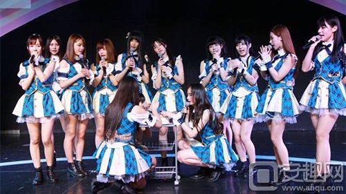 SNH48以往公演(不代表实际公演现场)