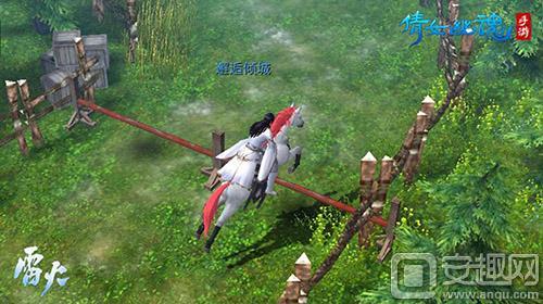 图2:马匹腾云赛火热进行中.jpg
