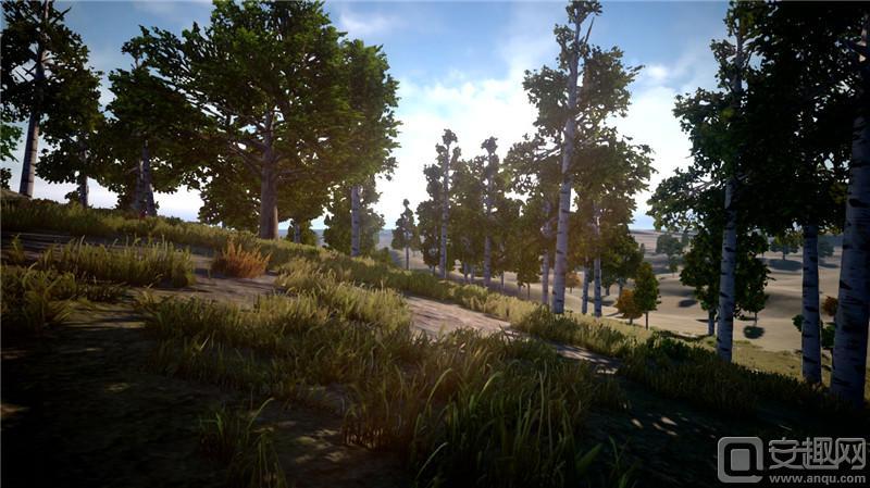 图一:百人大地图实装 超丰富植被助力玩家军演1.jpg