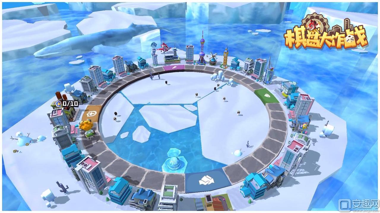 """圖7:能在浮動的冰川上生存的才是""""純爺們兒""""(或許).jpg"""